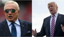 REPORT: Cowboys Players Upset Jerry Jones Became Voice of Anti-Protest Movement, Taking Orders From Trump