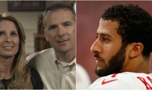 Urban Meyer's Wife, Shelley, Says Tim Tebow Is A Better QB Than Colin Kaepernick