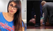 Ex-Porn Star Mia Khalifa Used Hayward's Injury To Deliver A Horrible Sports Take (TWEET)