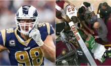 Los Angeles Rams' Connor Barwin Shared Horrific Photo of Same Injury He Had That Gordon Hayward Suffered (PIC)