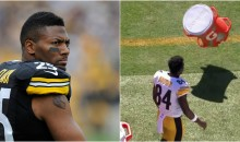 Ryan Clark Rips Into Antonio Brown For Being 'Selfish'  & All About Himself