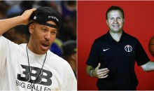 Wizards' Scott Brooks Can't Understand Why LaVar Ball Gets Criticized For Instilling Confidence In His Kids