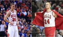 Bulls Rookie Asked NBA Legend Brian Scalabrine Permission To Wear No. 24