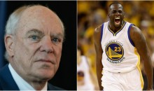 Draymond Green Goes Off On Texans' Bob McNair For Comparing Players To Inmates