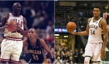 Reggie Miller Says He Would 'Destroy' Michael Jordan If He Had Giannis' Game & His Jumper