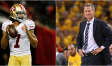 Steve Kerr Says Colin Kaepernick Is Being Blackballed by NFL, It's a 'No-Brainer'