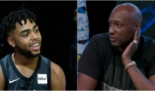 Lamar Odom Says He Would've Put Hands on D'Angelo Russell If He Snitched On Him (VIDEO)