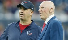 "Texans Owner Bob McNair Issues ANOTHER Apology For ""Inmates"" Comment (TWEET)"