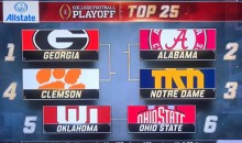Internet Reacts to Georgia Being Ranked No. 1 In First CFP Rankings (TWEETS)