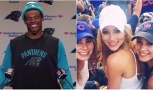 Jeff Hornacek's Smokeshow Daughter Abby Has Perfect Response For Cam Newton (VIDEO)