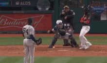 Cleveland's Austin Jackson Didn't Bother Running Out The Last Out Of Game 5 (VIDEO)