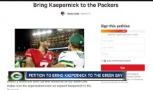 Packers Fans Petition To Bring Colin Kaepernick To Green Bay