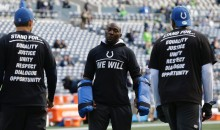 Indianapolis Colts Players Make A Statement With Their Pre-Game Shirts (PICS)