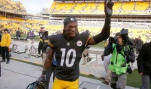 Martavis Bryant Avoids Mandatory Meeting By Calling In Sick After Ripping Teammate JuJu Smith-Schuster