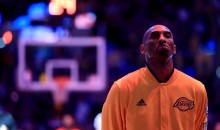 Kobe Bryant Says He Would Kneel For The Anthem If He Didn't Retire