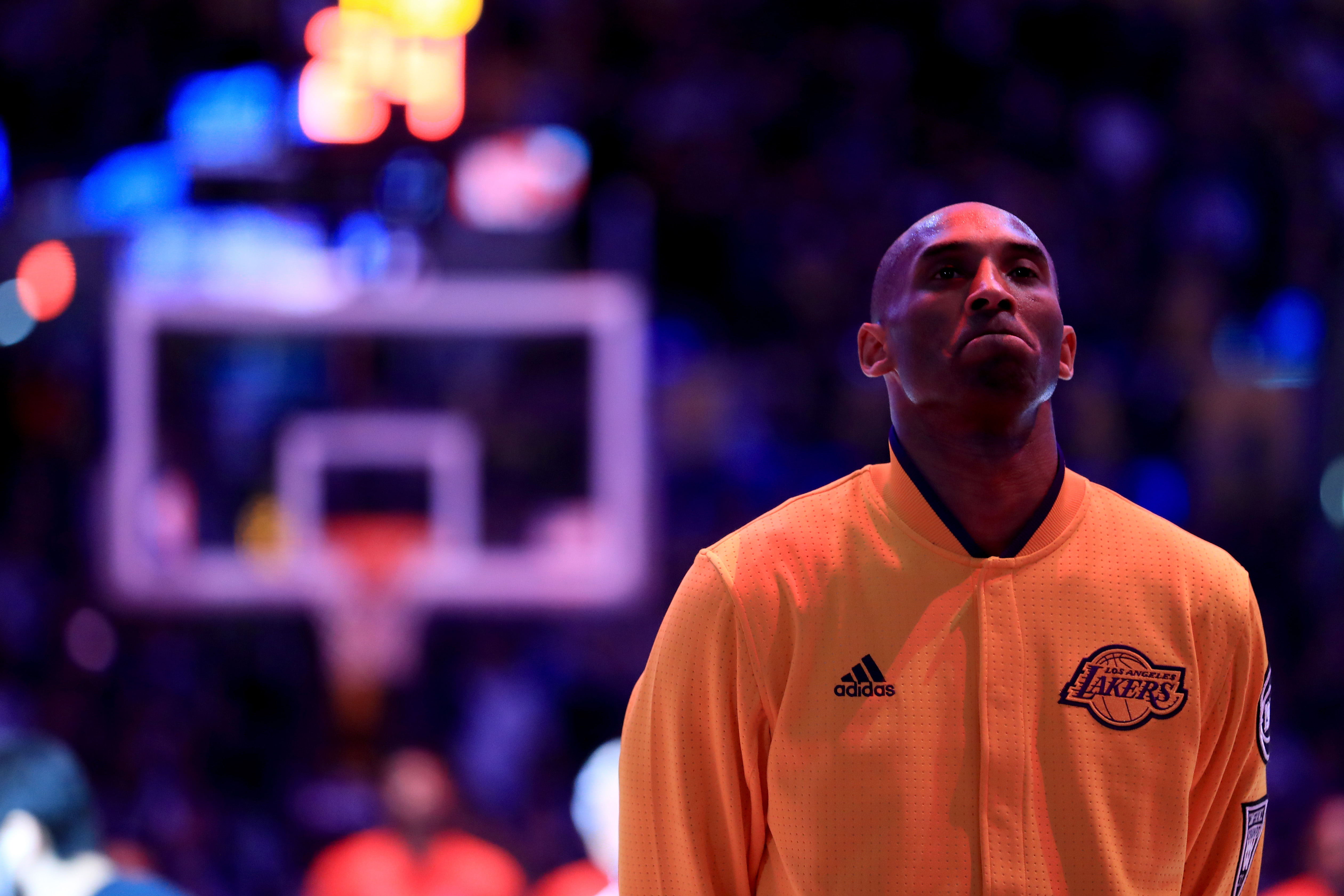 Kobe Bryant says he would kneel for anthem if he still played