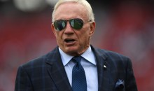 Jerry Jones Says The Dallas Cowboys Have 'Zero Tolerance' For Domestic Violence