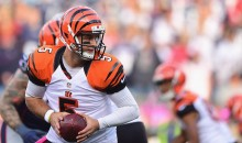 REPORT: Browns Wanted QB AJ McCarron, But Couldn't Get Deal Done Before Trade Deadline