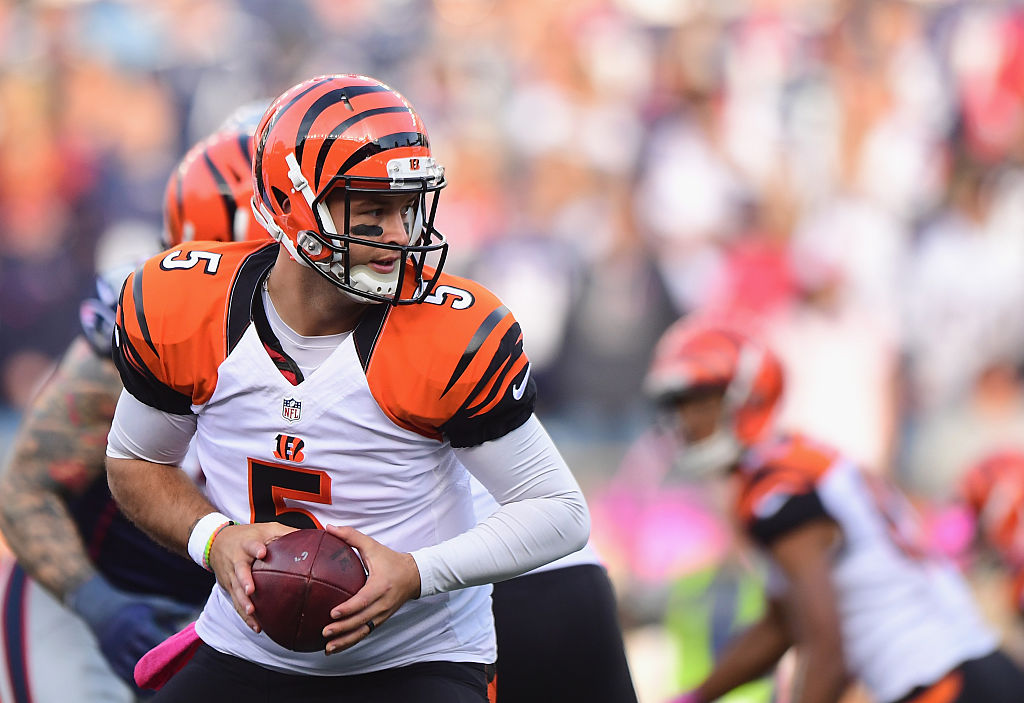 Cleveland Browns tried, failed to acquire AJ McCarron at deadline