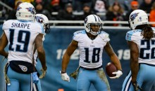 Titans' Rishard Matthews Says He'll Quit Football If NFL Implements Rule Forcing Players To Stand For Anthem