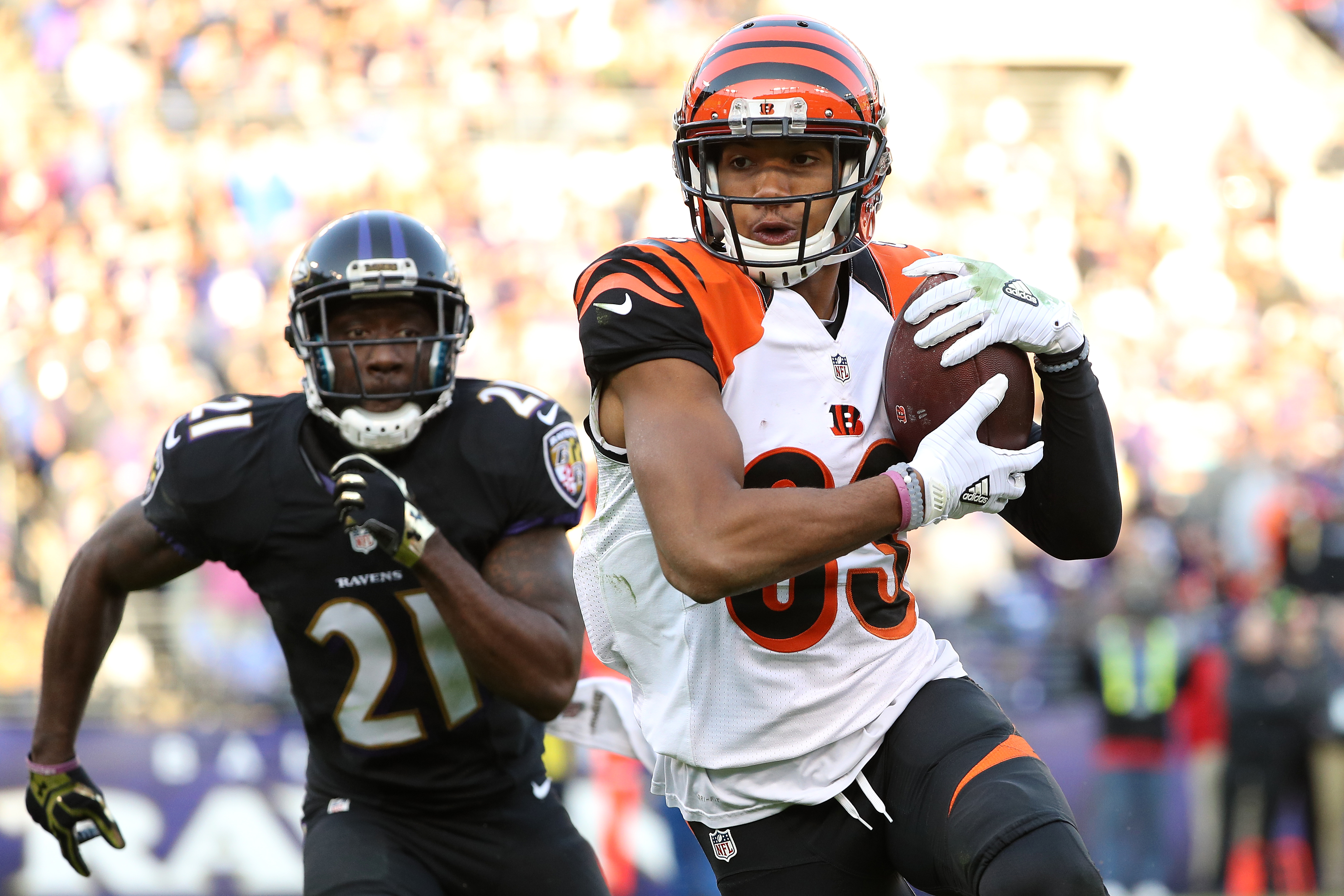 Tyler Boyd Facing Drug Charges