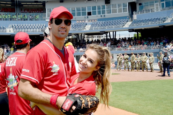 City of Hope Celebrity Softball Game - Game