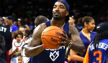 J.R. Smith Says He Doesn't Drink Hennessy, Says It's A Black Stereotype