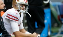 """At 0-4, Kyle Shanahan Says Brian Hoyer is The """"Best Thing"""" For 49ers At QB Right Now"""