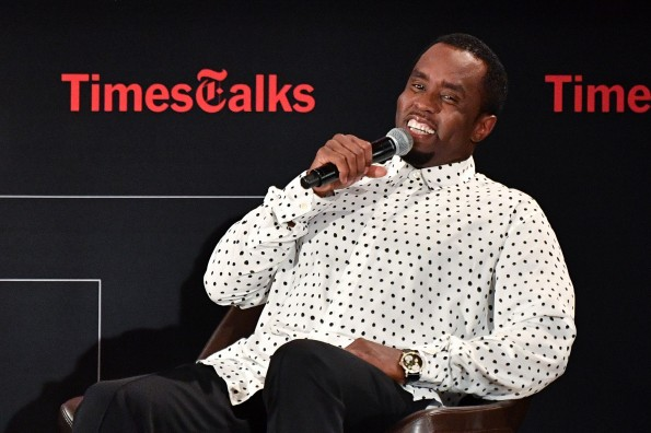 "TimesTalks Presents: An Evening With Sean ""Diddy"" Combs"