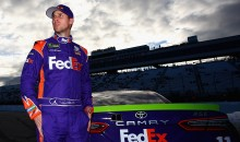 Denny Hamlin Believes NASCAR Drivers Should Be Making 'NBA, NFL Money': 'We're Way Underpaid'
