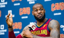 LeBron James Came Up With The Perfect Solution For His Receding Hairline (VIDEO)