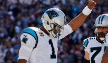 "Cam Newton Says He Raised His Fist After TD To ""Show Black Pride"" (VIDEO)"