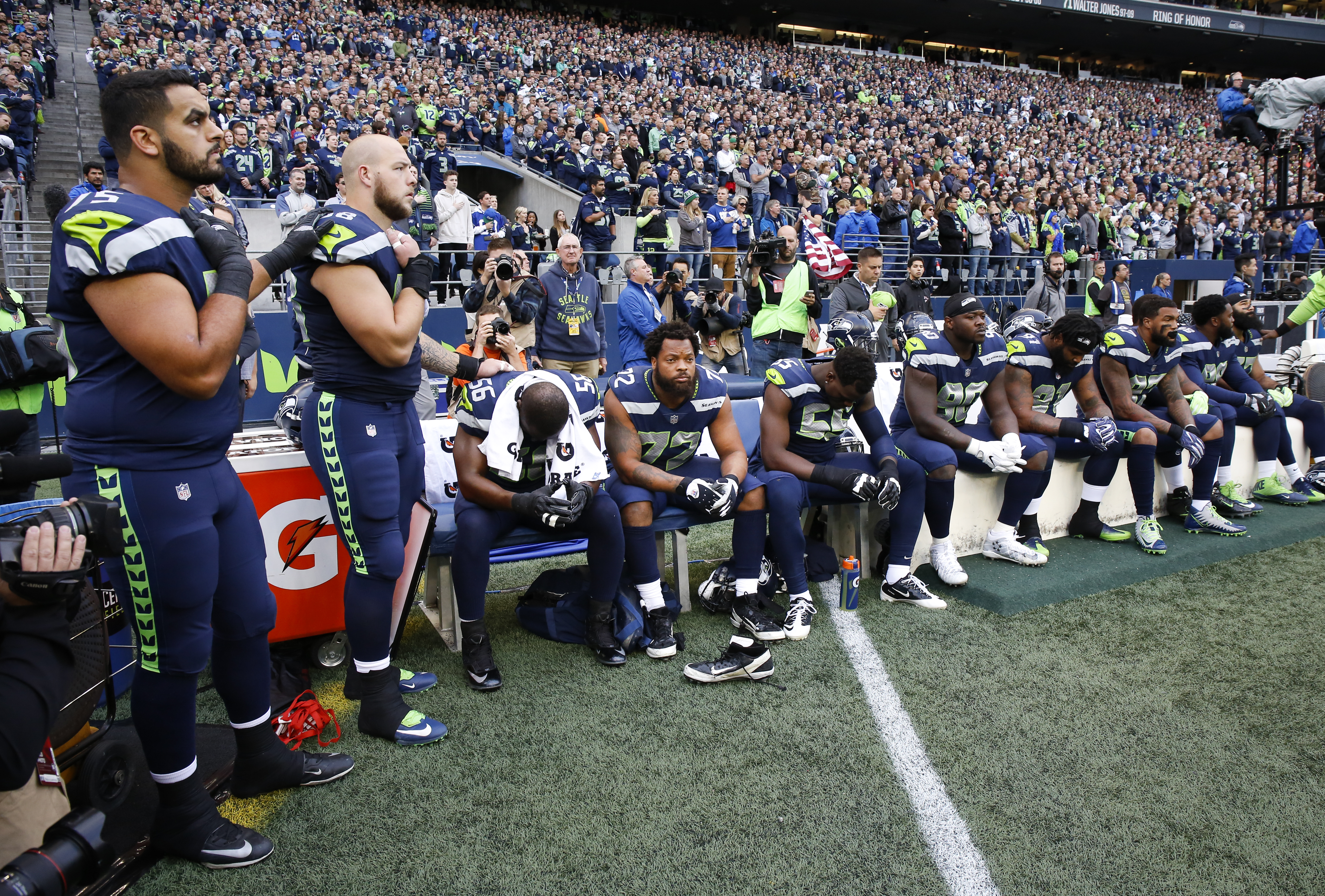 'Standard Procedure': Fox Sports Won't Air National Anthem