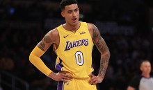 Social Media Found A Savage Tweet From Lakers' Kyle Kuzma Taking Shots At LeBron's Hair & Mom (TWEET)