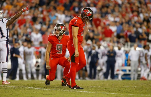 New England Patriots v Tampa Bay Buccaneers