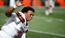 Cleveland Browns QB DeShone Kizer Spotted At Walmart Buying 540 Condoms (PIC)