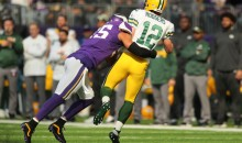Aaron Rodgers Says Anthony Barr Gave Him The Finger, Told Him To Suck It After Breaking His Collarbone (VIDEO)