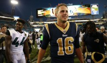 Jared Goff Starts GoFundMe & Raises Thousands For California Wildfire Relief