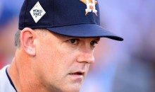 Astros' Manager A.J. Hinch Involved in Bar Altercation That Turned Physical in L.A., Cops Called