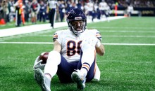 Chicago Bears Say Zach Miller's Emergency Surgery Was Successful; No Longer In Danger of Losing Leg