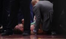 Celtics Announce Gordon Hayward Has A Fractured Left Ankle (VIDEO)