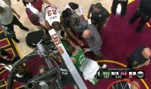 NBA Players React To Gordon Hayward's Horrific Ankle Injury (TWEETS)