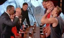 Gronkowski Brothers Challenge A-Rod To Game Of Flip Cup On 'Shark Tank' (VIDEOS)
