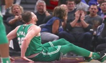 Here's How The Cavaliers Bench Reacted To Gordon Hayward's Nasty Injury (Video)