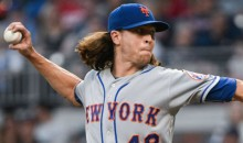 Mets Fireballer Jacob deGrom Unrecognizable After Getting Signature Locks Shorn Off (Pic)