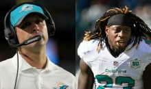 Jay Ajayi Traded Because Coach Adam Gase Wanted to Make An Example Of Him (TWEETS)