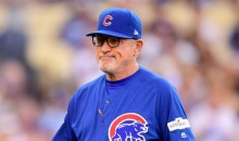 Twitter Destroys Cubs Manager Joe Maddon For Not Using Closer Wade Davis In Game 2 Loss (Video + Tweets)