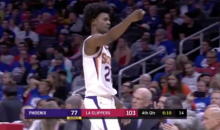 Josh Jackson Says He Meant To Give Fan Middle Finger, Not Mimic Shooting A Gun (VIDEO)