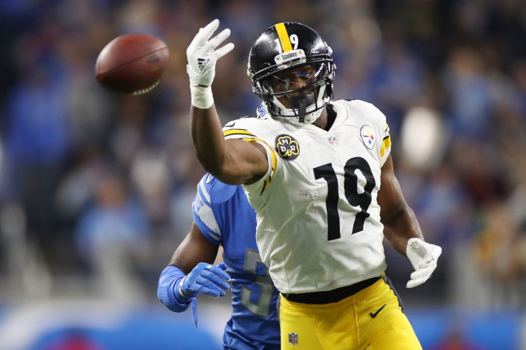 Antonio Brown: 'I just want to win'
