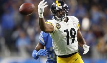 JuJu Smith-Schuster Has Perfect Response to Negative Draft Report After Breakout vs. Lions (TWEET)
